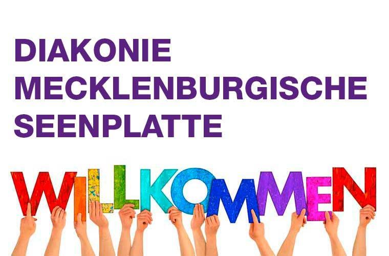 Willkommen bei der Diakonie Mecklenburgische Seenplatte